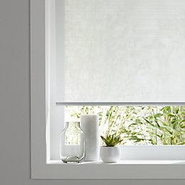 Colours Ist Cordless White Roller Blind (L)195 cm
