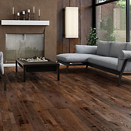 Colours Sotto coffee Ash Top layer flooring 1.58m²