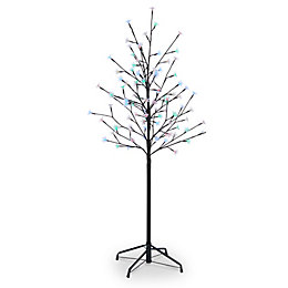4ft Pre-lit LED Cherry tree