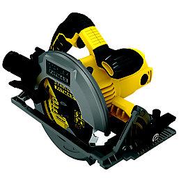 Stanley FatMax 1650W 240V 190mm Circular Saw FME301-BQGB