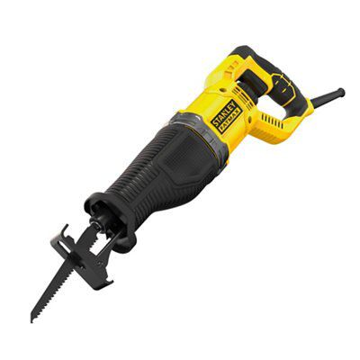 Stanley Fatmax 240v Corded Reciprocating Saw Fme360 Bqgb