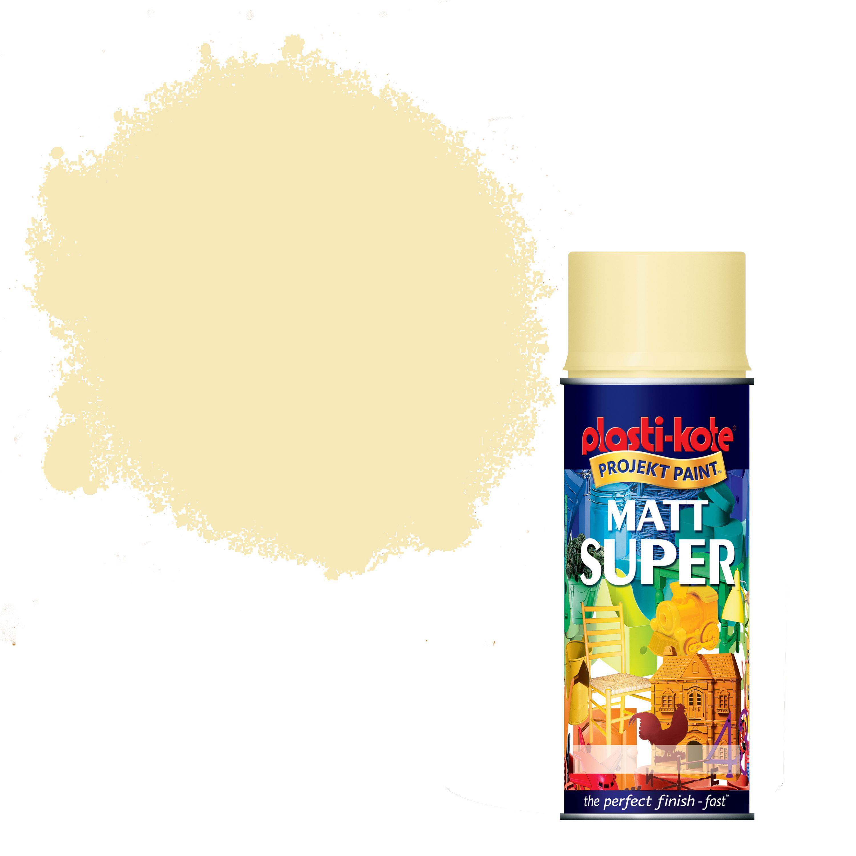 Cream Paint B Q