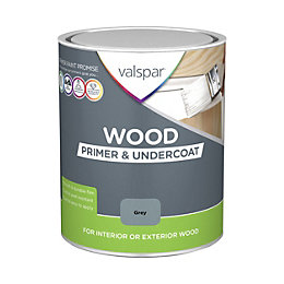 Valspar Grey Wood Primer & undercoat 0.75L