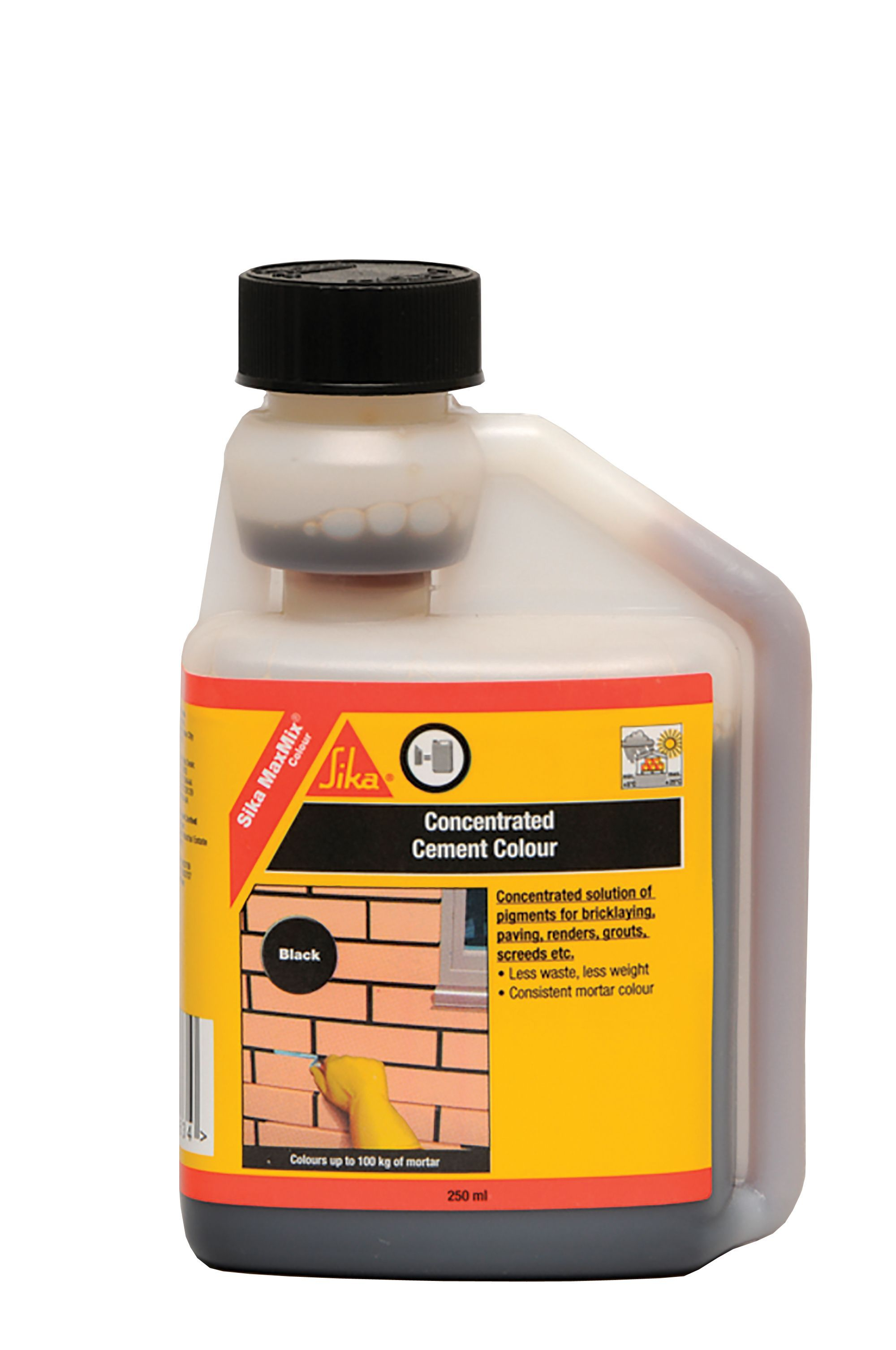 Sika Concentrated cement colourant, 0.57kg   Departments   DIY at B&Q