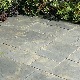 Antique Abbey Mixed Size Paving Pack, 5.76 m²