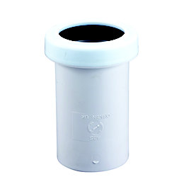 Floplast ABS Solvent Weld Waste Expansion Coupling (Dia)40mm,