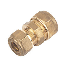 Plumbsure Compression Reducing coupler (Dia)15mm