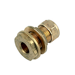 Plumbsure Compression Tank Coupler (Dia)15mm