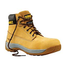 DeWalt Wheat Apprentice Boots, Size 3