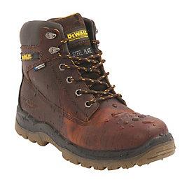 DeWalt Titanium Tan Boots, Size 11