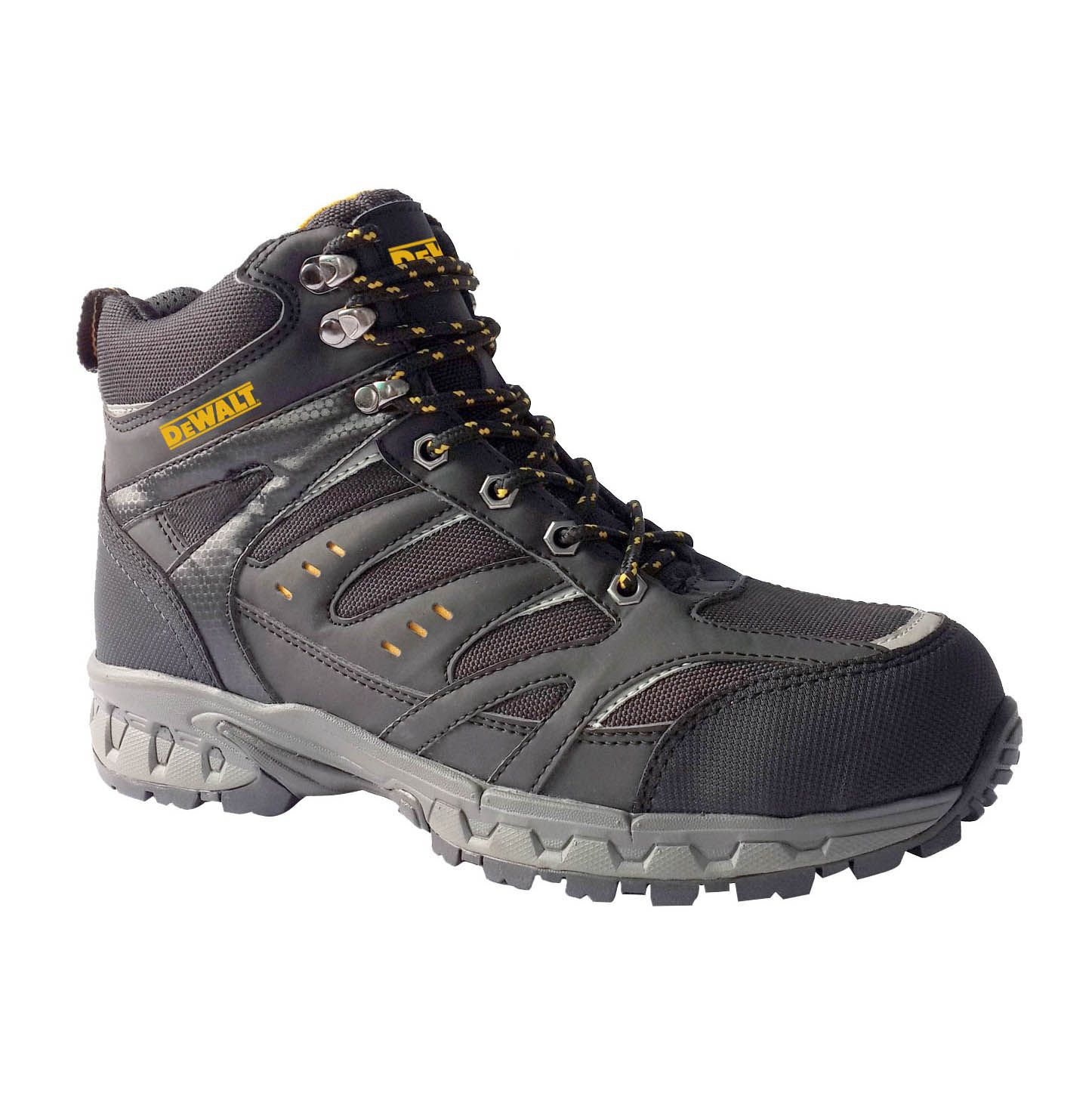 7d1f61981ca DeWalt Hiker Safety boots, Size 9 | Departments | DIY at B&Q