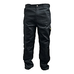 "DeWalt Workwear Grey Trouser W32"" L31"""
