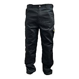 """DeWalt Workwear Grey Trouser W36"""" L31"""""""