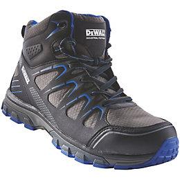 DeWalt Black & Blue Oxygen Trainer boot, size