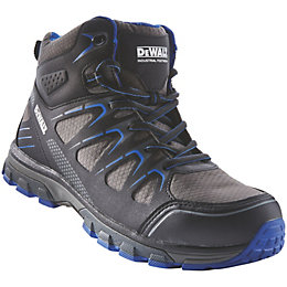 DeWalt Black & Blue Oxygen Trainer boot, size