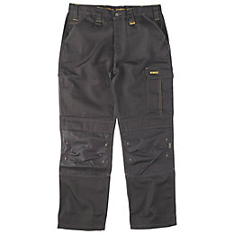 DeWalt Black Trousers W32 L32
