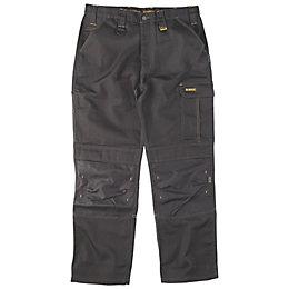 DeWalt Black Trousers W38 L32