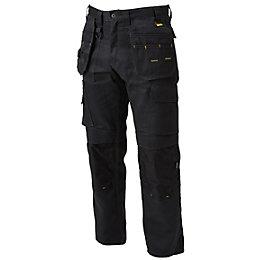DeWalt Heritage Black Trousers W30 L31