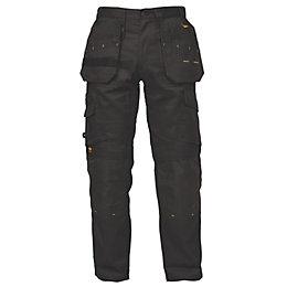 DeWalt Heritage Black Trousers W34 L33