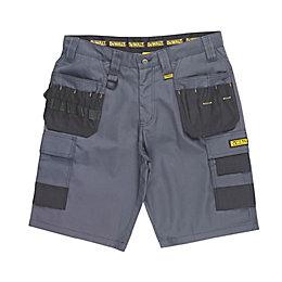 DeWalt Heritage Grey Shorts W38 L10