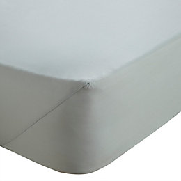Chartwell Duck egg Double Fitted sheet