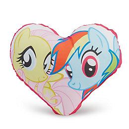 My Little Pony Heart Multicolour Cushion