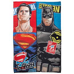 Multicolour Batman v Superman: Dawn of Justice Fleece