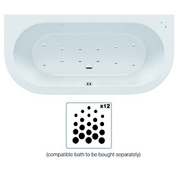 Cooke & Lewis Airspa Wellness Spa System