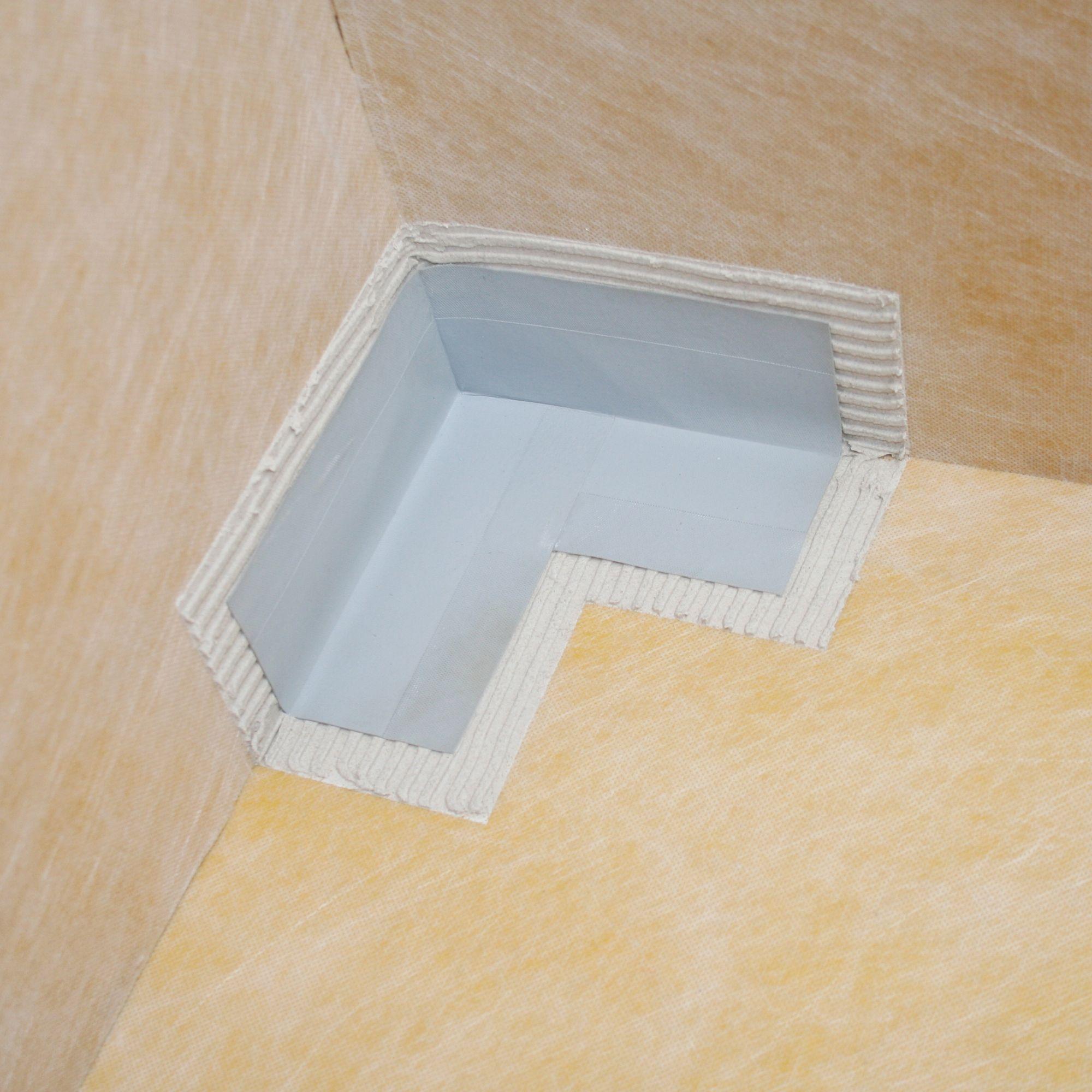 Aquadry Wet Room Internal Corner Seal