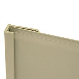 Vistelle Safari Shower Panelling End Cap (L)2.5m