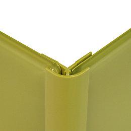 Vistelle Forest Shower Panelling External Corner (L)2.5m