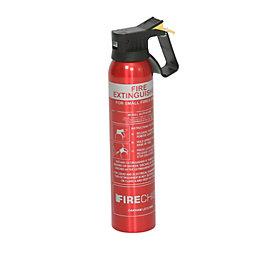 Firechief BC powder fire extinguisher 600g