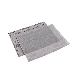 JCB 120 Grit Mesh Sanding Sheet, Pack of