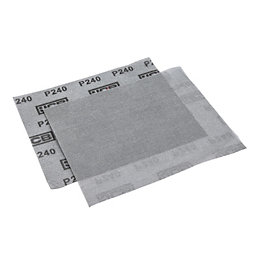 JCB 240 Grit Mesh Sanding Sheet, Pack of