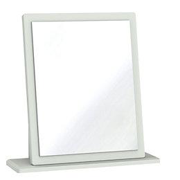 Lugano Grey & Matt Mirror (H)510mm (W)480mm (D)140mm