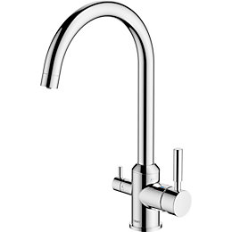 BWT Premium Chrome finish Water Filter Mono Mixer