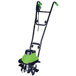 Handy 800 W Electric Garden Tiller