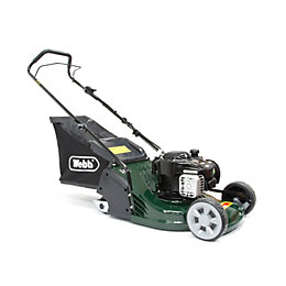 Webb RR17P Petrol Lawnmower
