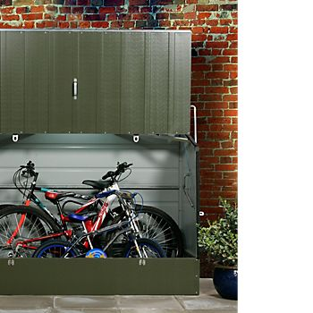 Protectacycle Pent Metal Bike Store