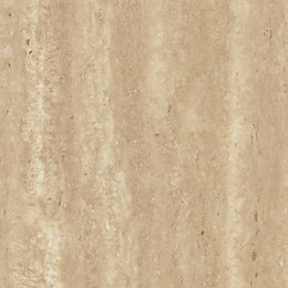 Splashwall Natural Turin Marble Effect 2 Sided Shower