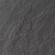 Splashwall Charcoal 3 sided shower panelling kit (L)2420mm (W)1200mm (T)11mm