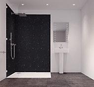 Splashwall Moon Dust Single Shower Panel (L)2420mm (W)585mm (T)11mm