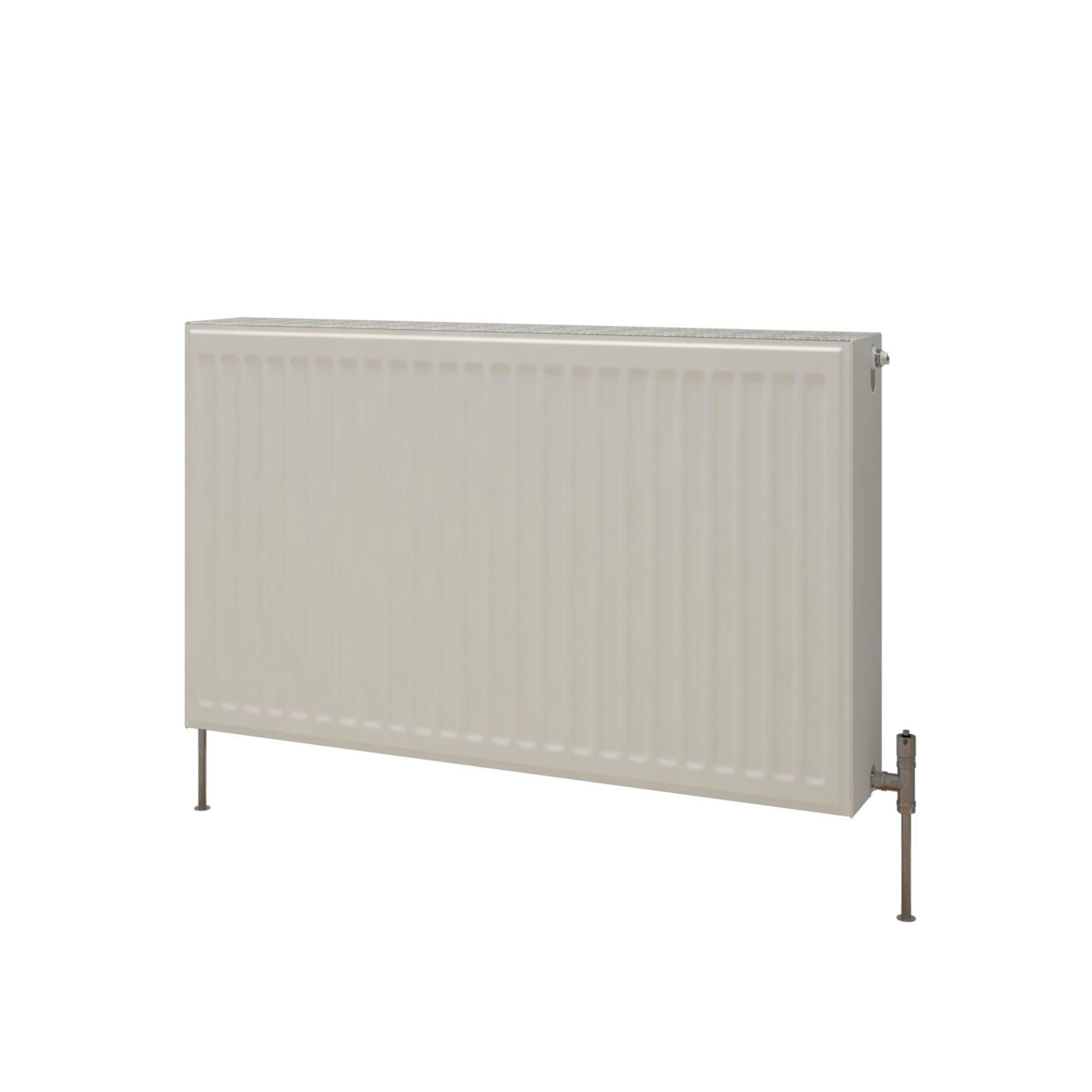 Kudox Type 11 single Panel radiator White, (H)500mm (W)1400mm ...