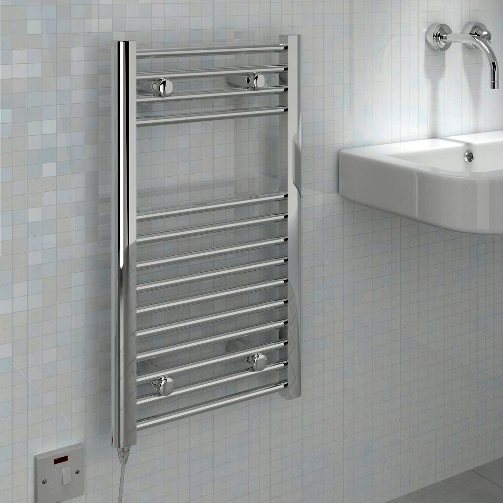 Electric Towel Rails For Bathrooms B Q - Bathroom Design Ideas