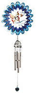 Active Products Blue & green Butterfly Wind chime