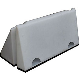 Floodstop Flood Barrier White