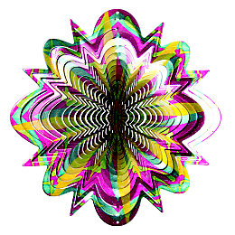 Active Cosmic design Wind spinner