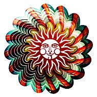 Active Multicolour Sun Wind spinner