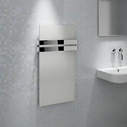 Kudox Ikon White Towel Rail (H)917mm (W)508mm