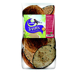 Peckish Coconut Shell Treat 1400G, Pack of 4